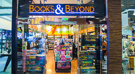 Books & Beyond Feature